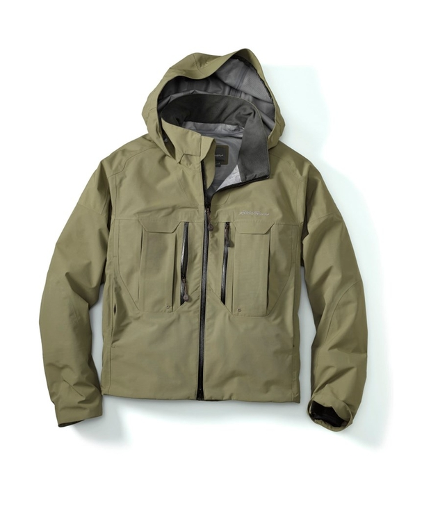 The best 5 waterproof breathable wading jackets c c for Fly fishing rain jacket