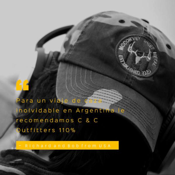 testimonios caza de palomas en argentina
